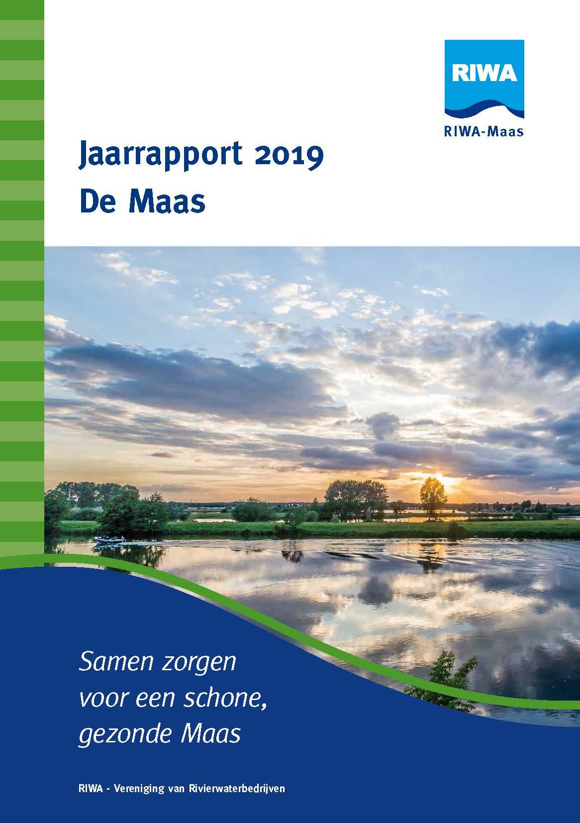 RIWA Jaarrapport 2019 De Maas